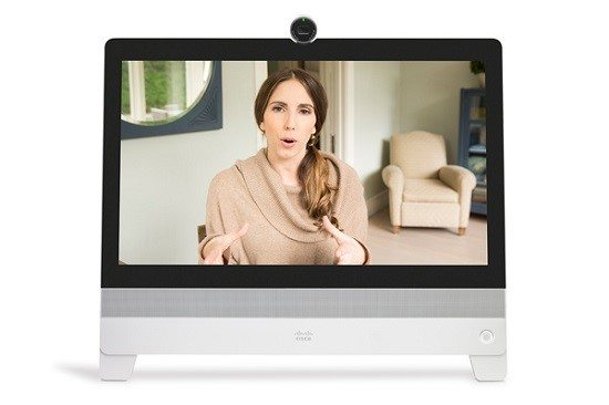 Cisco DX80 makes video conferencing a simple, affordable choice